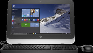 HP 20zw All-in-One Desktop