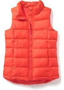 Girls' Frost Free Vests