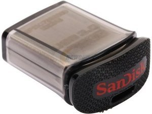 SanDisk Ultra Fit 128GB USB 3.0 Flash Drive 128bit AES Encryption Model SDCZ43-128G-G46