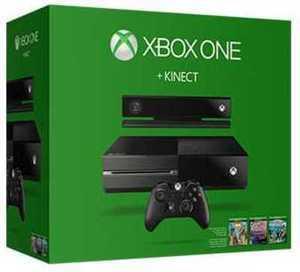 Xbox One + Kinect Bundle