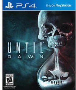 Until Dawn For PS4