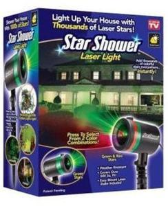 Star Shower Laser Light Project