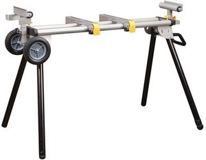 Chicago Electric Heavy Duty Mobile Miter Saw Stand