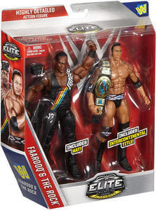 WWE Nation of Domination: The Rock & Faarooq