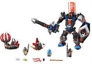 LEGO Nexo Knights The Black Knight Mech (70326)