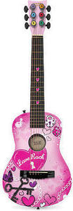 First Act Discover Love Rock Designer Acoustic Guitar