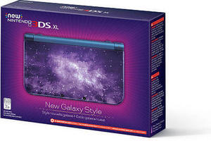 New Nintendo 3DS XL - New Galaxy Style