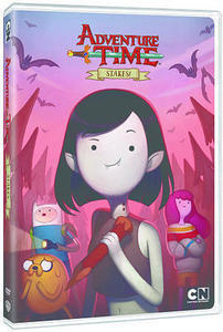 Adventure Time: Stakes! DVD (Gift with Purchase) Adventure Time: Stakes! DVD w/ $30 LEGO Dimensions Purchase
