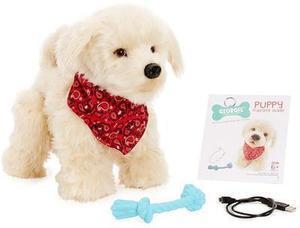 Georgie - Interactive Plush Electronic Puppy w/ Coupon #7