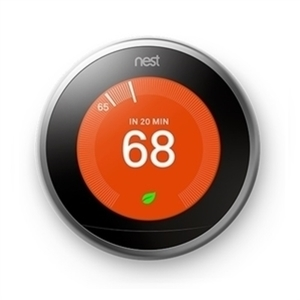Free Shipping & Price Match Guarantee Nest 3rd Generation Learning Thermostat