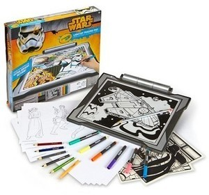 Crayola Light Up Tracing Pad - Star Wars