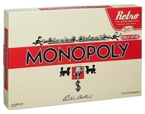 Monopoly Monopoly Game: Retro Edition