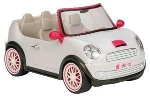 "Lori 6"" Doll - Car"