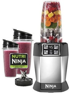 Nutri Ninja Blender with Auto iQ Technology BL481 Nutri Ninja Auto-iQ