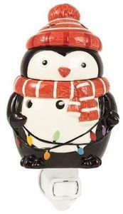 Tuscany Candle(regm) Whimisical Penguin Outlet Fragrance Warmer