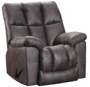 Simmons Big Man's Rocker Recliner Cocoa