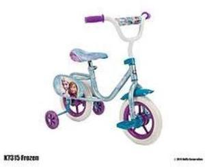 "Disney Frozen 10"" Bike"