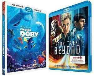 Select Blu-Ray Movies