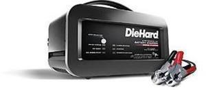 DieHard 50A Shelf Battery Charger & Engine Starter