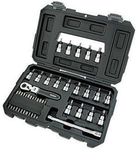 Craftsman Extreme Grip 45-Pc Socket & Bit Set