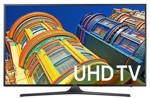 "Samsung  50"" Smart UHD 4K 120 Motion Rate TV"