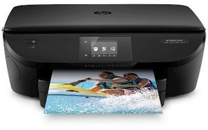 HP ENVY 5663 All-in-One Printer - Black (F8B12A_ABA)