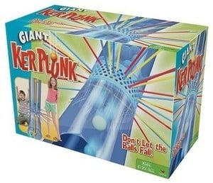 Giant Kerplunk Activity Game Giant Kerplunk