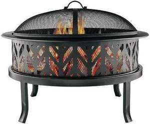 "Threshold Threshold 26"" Wood Burning Fire Bowl"