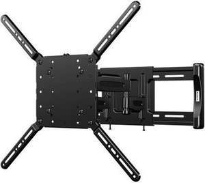 "SANUS VuePoint Full-Motion TV Wall Mount For 47""-70"" TVs"