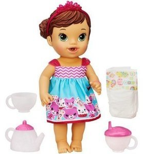 Baby Alive Teacup Surprise Doll