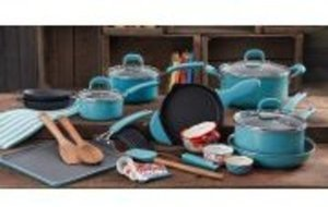 The Pioneer Woman Vintage 27-Pc Cookware Combo Set