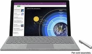 """Microsoft Surface Pro 4 12.3"""" 128GB Bundle w/ Keyboard"""