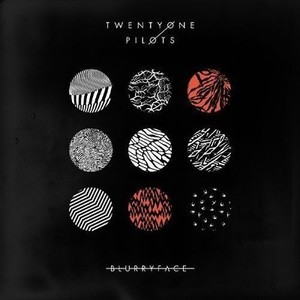Twentyone Pilots Blurryface CD