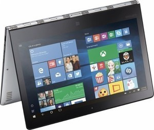 "Lenovo Yoga 900 2-in-1 13.3"" Touch-Screen Laptop - Platinum silver"