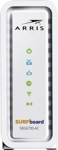 ARRIS SURFboard AC1600 Dual-Band Router with DOCSIS 3.0 Cable Modem