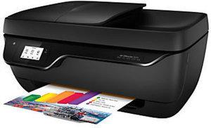 HP OfficeJet 3833 Wireless Color Inkjet All-In-One Printer, Copier, Scanner, Fax