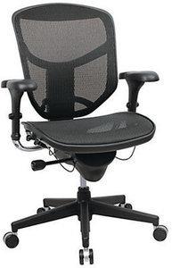 WorkPro Quantum 9000 Series Ergonomic Mesh Mid-Back Chair