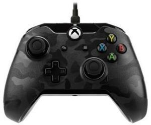 PDP Controller Camo Wired Controller for Xbox One and PC