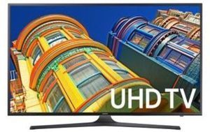 "Samsung 40"" 4K HDR Ultra HD Smart TV"