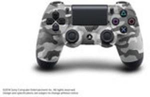 DualShock 4 Wireless Controller Urban Camouflage