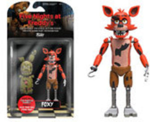Five Nights At Freddy's: Foxy Action Figure