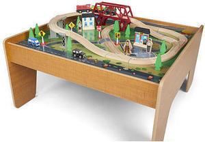 Imaginarium Train Set with Table