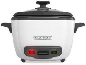Black & Decker 16-Cup Rice Cooker And Warmer (After Rebate)
