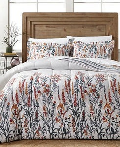 Senna Reversible 3 Piece Comforter Sets