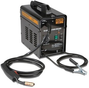 Chicago Electric Welding 125 amp Core Welder
