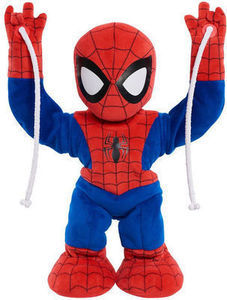 Marvel Swing and Sling Spidey Plush Spider-Man