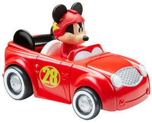 Mickey And The Roadster Racers Transforming Hot Rod Mickey