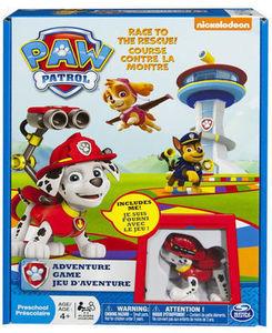 PAW Patrol Board Games