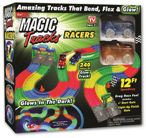 Magic Tracks Racers Set