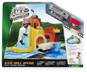 Imaginarium Power Rails Saw Mill River Train Set